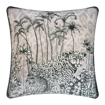 Jaguar Pillow - 58x58cm