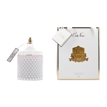 Art Deco Scented Candle - Jasmine Flower Tea