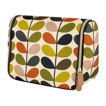 Stem Print Hanging Wash Bag