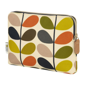 Stem Print Cosmetic Bag