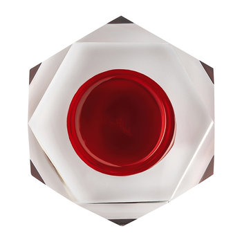 Stella Tealight Holder - Bordeaux