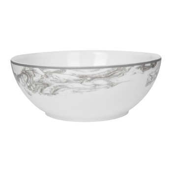 Gunnison Porcelain Bowls - Set of 4 - Silver