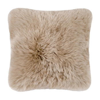Sheepskin Pillow - Sand