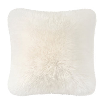 Sheepskin Pillow - Natural
