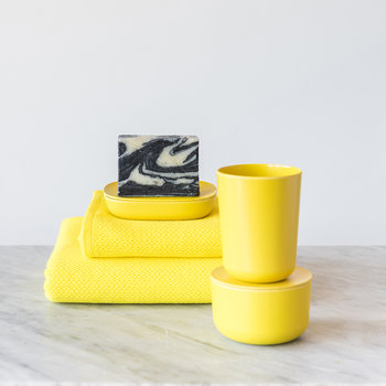 Bano Toothbrush Holder - Lemon