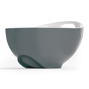 Tilt Ergonomic Mixing Bowl - Gray