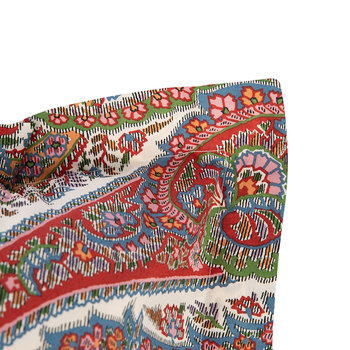Norwich Road Pillowcase - 50x75cm - Pyne Paisley