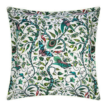 Jungle Palms Oxford Pillowcase - Jungle - 65x65cm
