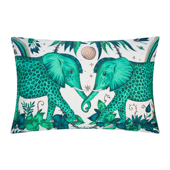 Zambezi Pillowcase - Set of 2 - Teal - 50x75cm