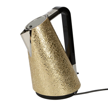 Devore Pattern Touch Sense Vera Kettle - Gold