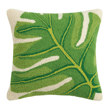 Banana Leaf Cushion - 40x40cm