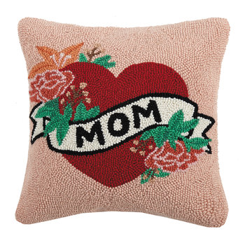 I Heart Mom Cushion - 40x40cm