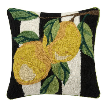 Lemon Branch Cushion - 40x40cm