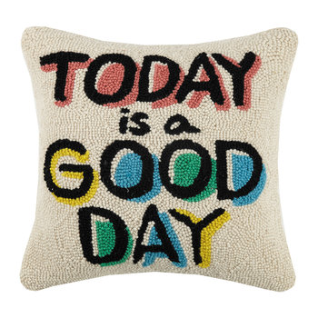 Today is a Good Day Cushion - 40x40cm