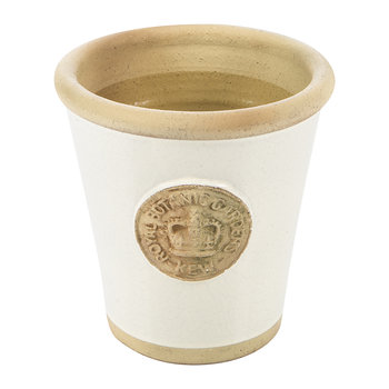 Long Toms Plant Pot - Ivory