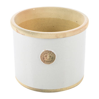 Straight Plant Pot - Set of 3 - Bone