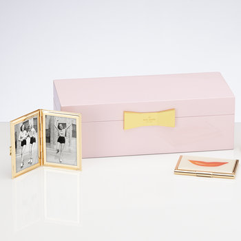 Garden Drive Large Jewelry Box - Pink