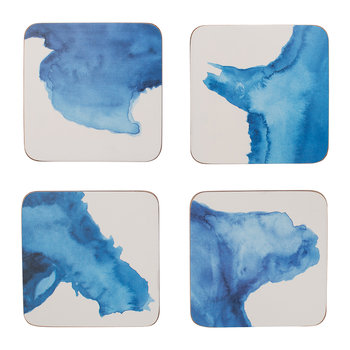 Coastline Coasters - Set of 4