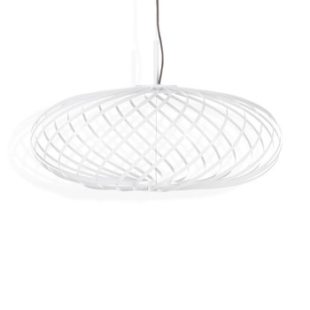 Spring Pendant Light - White