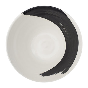 Fabbro Swish Cereal Bowl - Charcoal