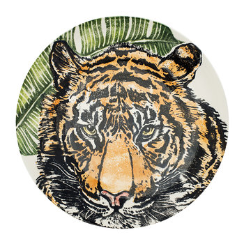 Into The Jungle Giant Tiger Serving Bowl