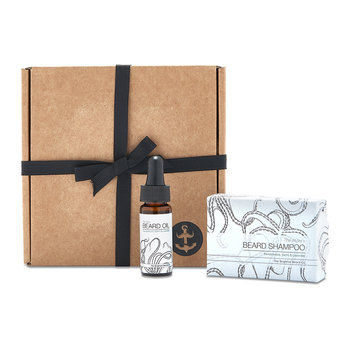 Aldingtons Blue's Beard Care Gift Set