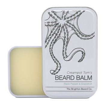 Creampot Tom's Beard Balm - Black Pepper & Grapefruit