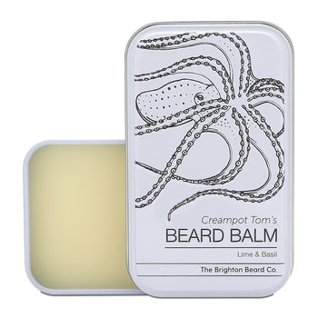 Creampot Tom's Beard Balm - Lime & Basil