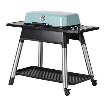 Furnace Gas BBQ with Stand - Mint