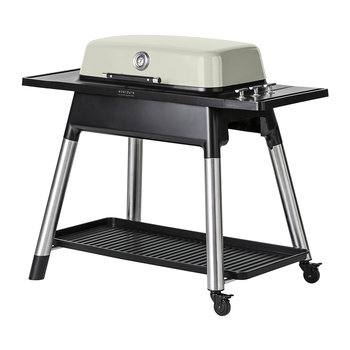 Furnace Gas BBQ with Stand - Stone