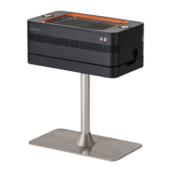 Fusion Electric Ignition Charcoal BBQ with Cover