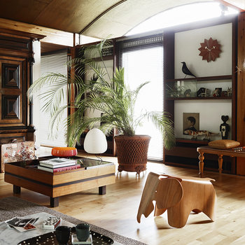 Eames Elephant - Plywood