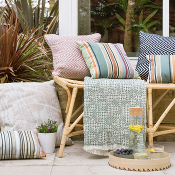Wahai Outdoor Cushion - 21 - 60x60cm