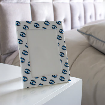 Evil Eye Photo Frame