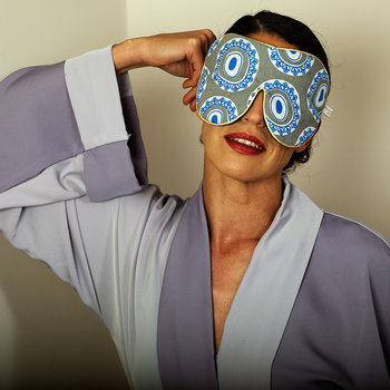 Lavender Eye Mask - Limited Edition - Byzantine Blue
