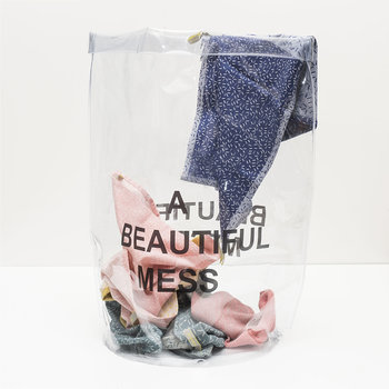 Laundry Bag - Clear