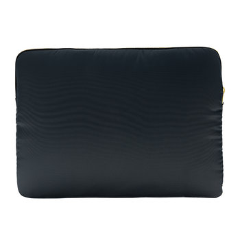 Navy Bomber Laptop Case