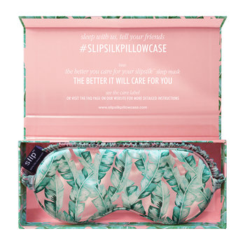 Limited Edition Silk Eye Mask - Cali Nights