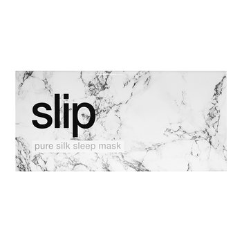 Limited Edition Silk Eye Mask - Marble