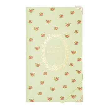 B6 Notebook - Leonore - Green