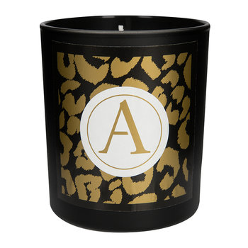 Amber & Gingerlily Scented Candle