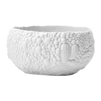 Mojave Dessert Bowl - Small - White