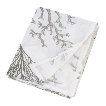 Bonifacio Table Cloth - 160x260cm - Gray