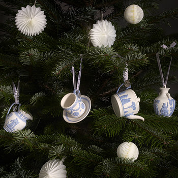 Iconic Teapot Tree Decoration