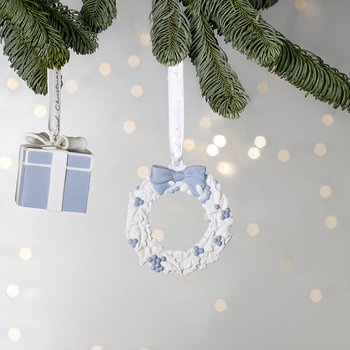 Wreath Tree Decoration