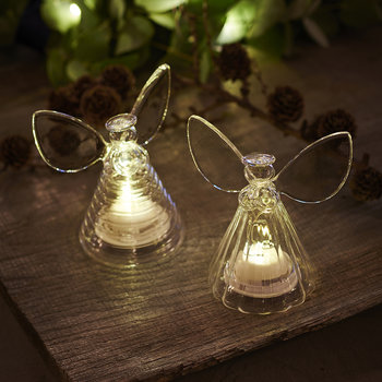 Iris Angels Decorative Light - Set of 2