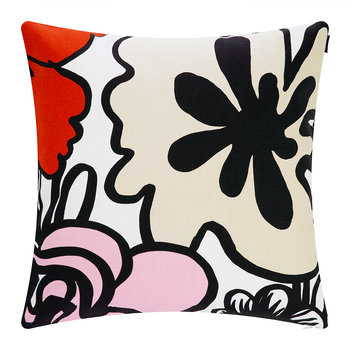 Elakoon Elama Cushion Cover - White/Light Grey