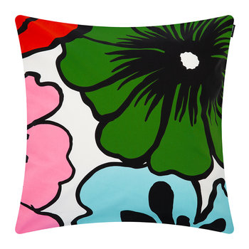 Elakoon Elama Cushion Cover - White/Red/Blue
