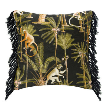 Barbados Anthracite Pillow - 50x50cm