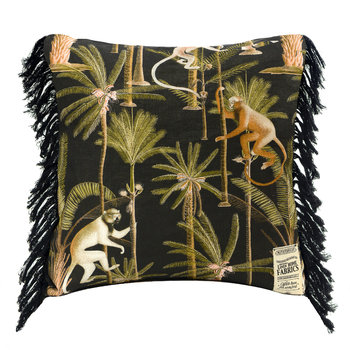 Barbados Anthracite Cushion - 50x50cm